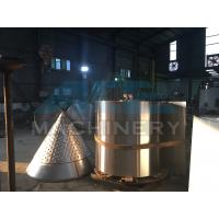 Quality Sanitary Mechanical Stirred Stainless Sreel Fermenter for Plant (ACE-FJG-T6)) wholesale