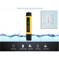 Quality TDS Meter Digital Water Tester Professional EC Temperature & Accurate wholesale