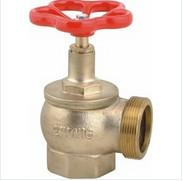 Quality High Pressure 2 BSP Fire Fighting Valves , Reliable Fire Hydrant Angle Valve wholesale