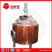 Quality Super 500L 3BBL Micro Beer Brewery Equipment Red Copper / SUS304 wholesale