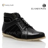 top quality high ankle leather shoes for 98170968