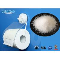 China Toilet Paper Making Pocess Anionic Polyacrylamide High Molecular Weight Good Performance on sale
