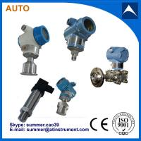 Quality Smart Capacitive Differential Pressure Level Transducer used for Sanitary food industry wholesale