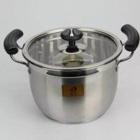 China korean stainless steel cookware set,cooking pot,stockpot on sale
