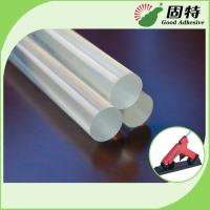 China EVA And Viscosity Resin Clear 11mm Glue Sticks For Glue Gun Hot Melt on sale