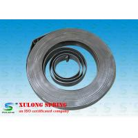 Quality Mechanical Flat Spiral Torsion Springs Clockwise Direction ISO 9001 ROHS Certification wholesale