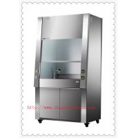 Quality 304 Stainless Steel Fume Hood /  Lab Fume Cupboard Standard Size wholesale