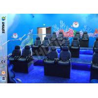 Quality Ocean Park 30 Motion Chairs XD Theatre With Cinema System Entertainment wholesale