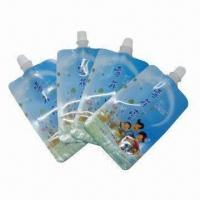 Quality Foldable Drinking Water Bag, Measures 12.5 x 22cm wholesale