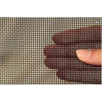 China 11mesh 0.8mm 316 Stainless Steel Mesh Screen , Metal Fly Screen Mesh 1.2m Max Width on sale