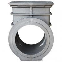 China OEM Ductile Cast Iron Pipe Fittings Anodized Zinc Plating For Automobile Industry Agriculture on sale