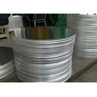 Quality Shining Mill Finished 3003 Aluminum Disc , Tableware High Strength Aluminum Disks wholesale