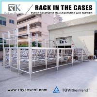 China Free Design Indoor Aluminum Portable Stage,Used Cheap Portable Outdoor Stage Platform Sale  from RK China you deserve it on sale