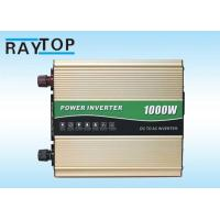 Quality 1000W Car Power Inverter Hybrid Solar Inverter 12v 220v With Charge Function wholesale