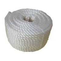 Cheap 4mm-18mm Poly Propylene 3-strand twist Rope code line for sale