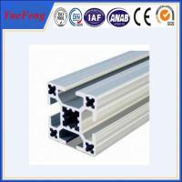 Quality Aluminium rolled products OEM t-nuts aluminum profile factory, t slot industrial aluminum wholesale