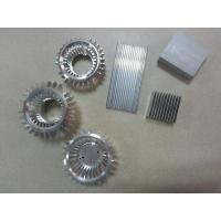 Cheap Aluminum Extruded Shapes Aluminum Heat Sink ASTMB221 Precision Machining Services for sale