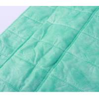 Quality Medium Efficency Pocket Filter Media With Synthetic Non - Woven Fabric Material wholesale