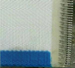 Quality Sludge Dewatering Conveyor Dryer Belt , Waste Water Treatment Screen wholesale