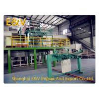 5000mt Long Bright Copper Wire Continuous Casting Machine With Air Clamping