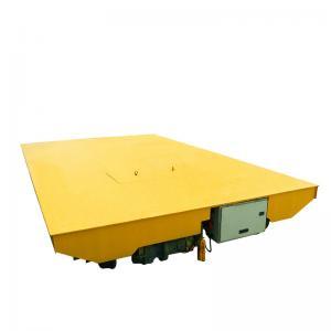 China transport cargos motorized platform cart transfer car on sale