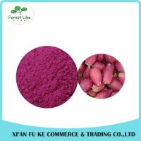 China Natural Fruit Extract Nopal Cactus Fruit Dehydrated Powder for Food on sale
