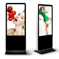 Quality 8G RAM Digital Information Display , High Definition Commercial Digital Signage wholesale