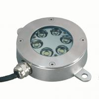 12W 6*2W Osram LED IP68 Waterproof High Power Wall Mounting SUS316 Stainless Steel LED Underwater Light