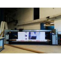 China Sublimation Flag Flex Banner Printing Machine Polyester Fabric Wide Format Printer on sale