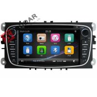 Quality Ford Focus C - MAX Galaxy 2 Din Car Dvd Player With 1080P Video Play Ipod wholesale