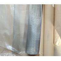 "Quality Fine Stainless Steel 304 316 Wire Cloth, 105Mesh Plain Weave 0.003"" Wire 48"" Wide wholesale"