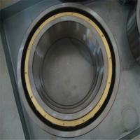 China Low Friction Trailer Turntable Deep Groove Ball Bearing with High density on sale