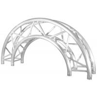 China Customized Size Portable Lighting Truss / Arch Truss System CE SGS RoHS Approval on sale