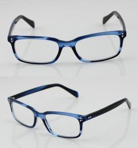 Quality Acetate Lightweight Fashion Eyeglasses Frames , Women Optical Frame wholesale