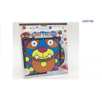 China 9 Inch Kitty Cat Kids Drawing Board Toys With 6 Washable Color Markers on sale