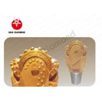 Buy cheap Hard And Abrasive Tricone Drill Bit 6 3/4
