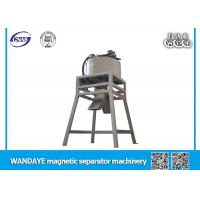 Quality Multi Magnetic Pole Dry Magnetic Ore Separator For Drought / Water Shortage Area wholesale