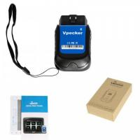Quality VPECKER E4 Phone Bluetooth Full System OBDII Scan Tool for Android Support ABS Bleeding/Battery/DPF/EPB/Injector/Oil Res wholesale