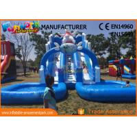 Quality Large Inflatable Water Park Games Giant Inflatable Water Park For Kids wholesale