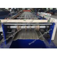 Quality M Shape Sigma Highway Guardrail Roll Forming Machine 0 - 20m / Min Forming Speed wholesale