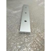 Quality Silver Anodized 6061-T6 Aluminum CNC Machining Parts For Lasers Equipment Assembly wholesale