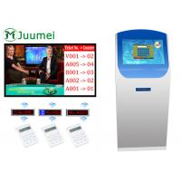 Quality Touch Screen Ticket Dispenser Machine Automatic Ticket Machine For Bank Hospital wholesale