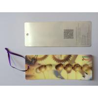 Quality Full Color Offset Printing Personalized Bookmarks For Students , Pop 3d Bookmarks wholesale