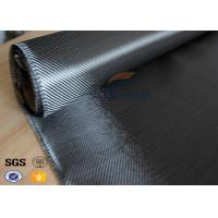 Quality 200GSM Fiberglass Clothing Silver Coated Fabric for Construction wholesale