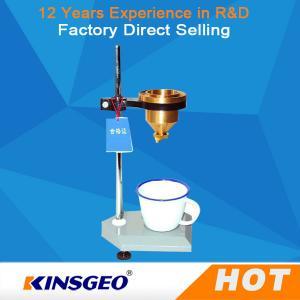 Quality 30-100 Seconds 280×105×258mm Viscosity Measurement Instruments OEM / ODM Available wholesale