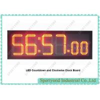 Quality LED Countdown and Clockwise Clock wholesale