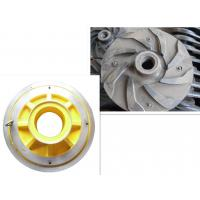 Quality High Chrome Casting Sand Slurry Pump Impeller Centrifugal For Industrial wholesale
