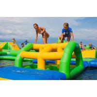 Quality Inflatable Water Toys with durable 0.9MM PVC tarpaulin 30M diameter material for pool wholesale