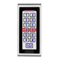 Quality Stand Alone Proximity Access Control System , EM / MF Card Standalone Rfid Reader wholesale