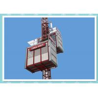 Cheap Temporary Construction Elevators Passenger And Material Hoist , Load Capacity 2000kg for sale